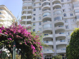 2 + 1 for rent apartment in çıkçılı ın  Alanya